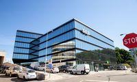 1.100 SEB darbuotojų kraustosi į naują biurą