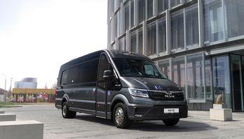 """""""Altas Auto"""" ir """"Elinta Motors"""" imasi mažųjų elektrinių autobusų gamybos"""