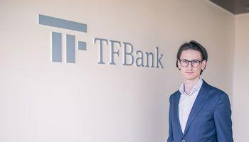 """Švedų """"TF Bank""""paskolų portfelis Lietuvoje pasiekė beveik 10 mln. Eur"""