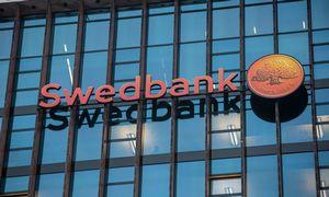 """""""Swedbank"""" grupės rezultatai pranoksta lūkesčius"""
