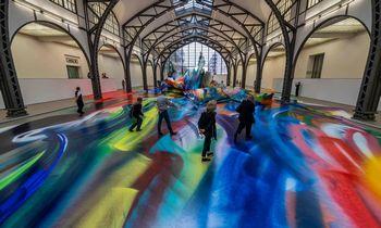 Meno kolekcininkai traukiasi iš Berlyno