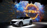 """""""Nissan Arya"""": daug galios, daug energijos"""