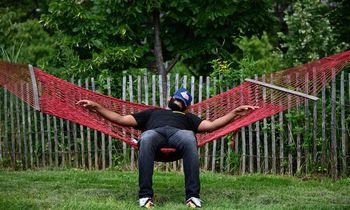 Sveikata: svarbiau išsimiegoti ar pasportuoti