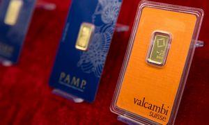 Prognozuoja, kad aukso kaina gali pašokti iki 2.000 USD už unciją