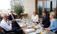 Vienos ilgiausių derybų ES istorijoje: C. Michelis pateiks dar vieną pasiūlymą
