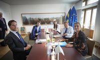 ES derybos tęsiasi: M. Rutte ir S. Kurzas prieš visus