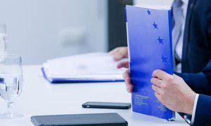 Pramoninkai tikisi, kad Vyriausybė tarsis dėl ES paramos