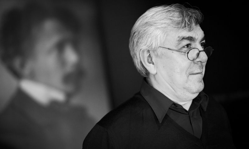 Osvaldas Daugelis (1955–2020). Donato Stankevičiaus nuotr.