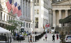 Europos politikai pakėlė pasaulio akcijas į 5 mėnesių aukštumas