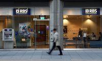 """Po trijų šimtmečių """"Royal Bank of Scotland"""" keičia pavadinimą į """"NatWest Group"""""""
