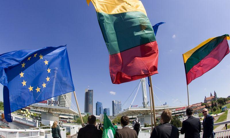 2021–2027 m. laikotarpiu Lietuva iš ES fondų gaus 13,5% lėšų daugiau nei 2014–2020 m. Vladimiro Ivanovo (VŽ) nuotr.