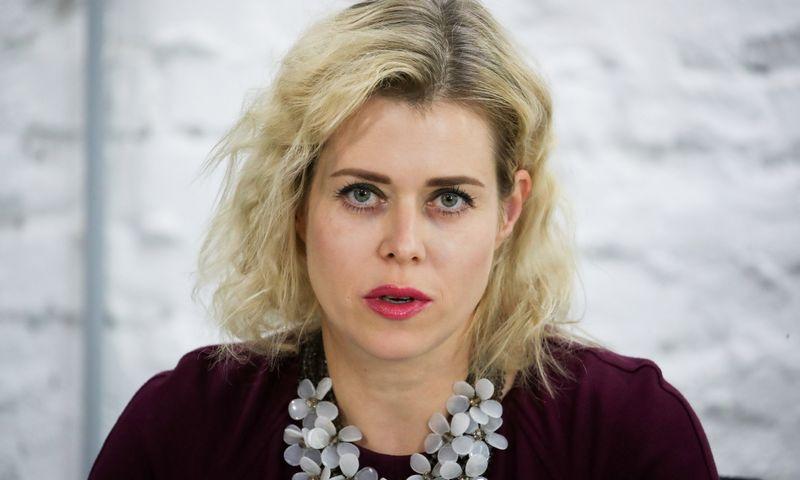 "Veronika Cepkala. Natalia Fedosenko (TASS/""Scanpix"") nuotr."
