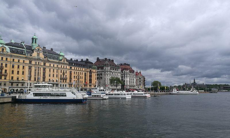 Stokholmas, Švedija. Pauliaus Čiulados (VŽ) nuotr.