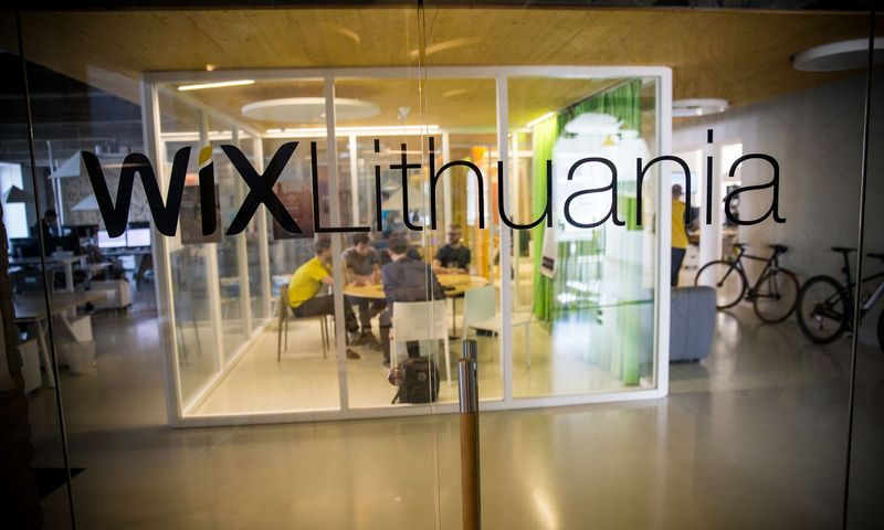 """Wix"" biuras Lietuvoje. Vladimiro Ivanovo (VŽ) nuotr."