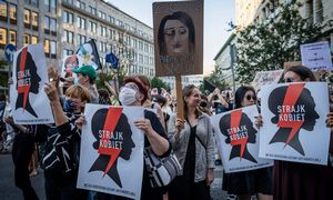 Stambulo konvencija: Lenkija grasina trauktis, Lietuva dar neratifikavo