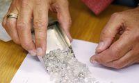 Deimantų monopolis laukiageresnių laikų