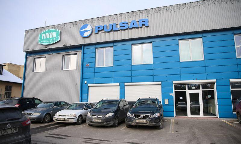 "UAB ""Yukon Advanced Optics Worldwide"" gamykla Vilniuje. Vladimiro Ivanovo (VŽ) nuotr."