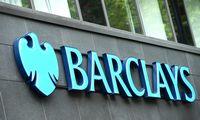 """Dėl atidėjinių """"Barclays"""" pelnas traukėsi 91%"""