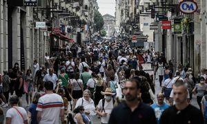 Prancūzijos vartotojų pasitikėjimas netikėtai smuktelėjo