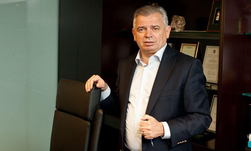 Vidmantas Kučinskas.Vladimiro Ivanovo (VŽ) nuotr.