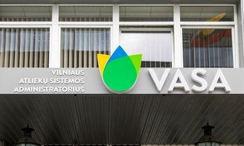 Vilniaus miesto savivaldybė ieško naujo VASA vadovo