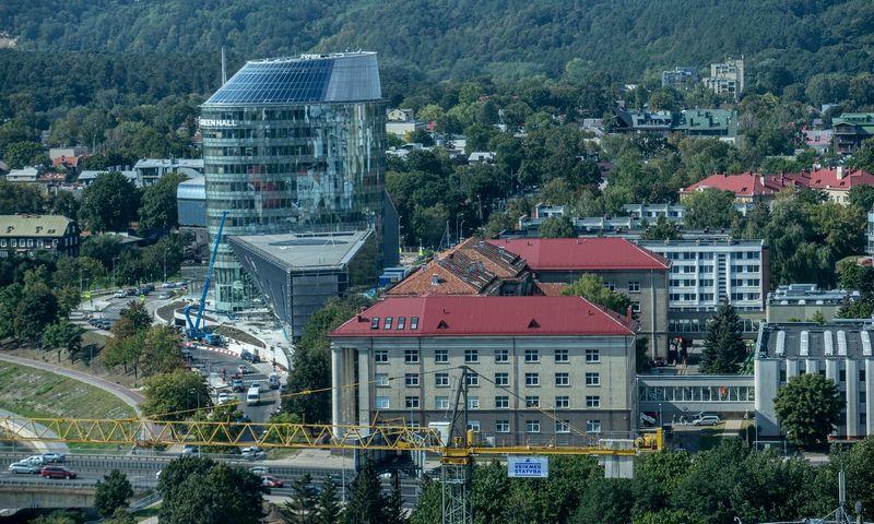 Vyriausybė nusprendė suteikti RC patalpas Vytauto Didžiojo universiteto Švietimo akademijoje – buvusiuose Lietuvos edukologijos universiteto pastatuose. Juditos Grigelytės (VŽ) nuotr.