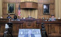 JAV Kongrese pikti kaltinimai technologijų milžinėms