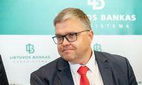 V. Vasiliauskas: mažesnį BVP smukimą nei lauktas galėjo lemti fiskalinis atsakas