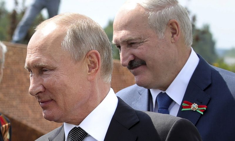 "Mikhailo Klimentyevo (""Sputnik"" / ""Scanpix"") nuotr."