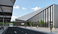 """Užsakymą statyti Vilniaus oro uostoišvykimo terminalą gavo """"Mitnija"""""""
