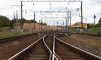Paskirtos lėšos Vilniaus geležinkelio mazgui elektrifikuoti
