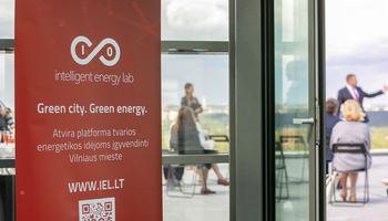 Vilnius imasi lyderystės išmanios energetikos sektoriuje