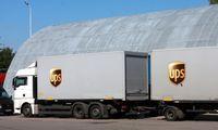 UPS antrojo ketvirčio pelnas pranoko lūkesčius