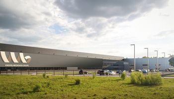 146 mln. Eur investicijos Akmenėje: veiklą pradėjo VMG gamykla