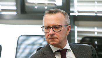 Lietuvos bankų asociacija ieško pamainosM. Zalatoriui
