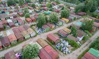 Vilniaus savivaldybė imasi nelegalių metalinių garažų