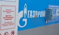 """""""Gazprom"""" pirmąjį pusmetį patyrė 3,2 mlrd. Eurgrynąjį nuostolį"""
