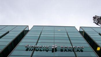 Šiaulių banko pelnas traukėsi 25%