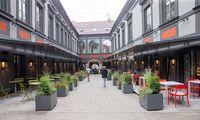 Vilniuje atidaryta 13 mln. Eur kainavusi senamiesčio erdvė