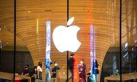 """""""Apple"""" – brangiausia pasaulio kompanija"""