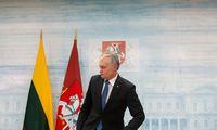 G. Nausėda: reikėtų nulenkti galvą Lietuvos verslui