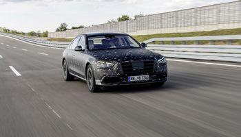 """Būsimasis S klasės """"Mercedes-Benz"""": dar daugiau technologijų"""