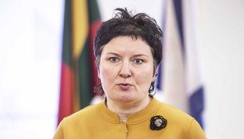 Korupcija įtariama SAM viceministrė prašo būti atleidžiama, ministras prašymą tenkins