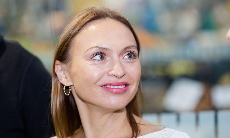 """Indrė Trakimaitė-Šeškuvienė, AB Vilniaus šilumos tinklai komunikacijos vadovė. Josvydo Elinsko (15min/""""Scanpix"""") nuotr."""