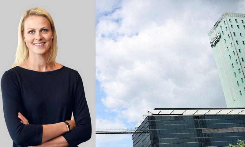 """Elina Aščuka, """"Carlsberg"""" žmogiškųjų išteklių direktorė Baltijos šalyse. Bendrovės nuotr."""