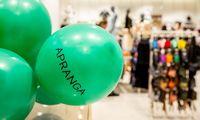 """""""Aprangos"""" rezultatai: liepą pardavimai smuko tik Estijoje ir Latvijoje"""