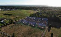 """""""Kauno būstai"""" prie Palangos oro uosto planuoja apartamentų kompleksą"""