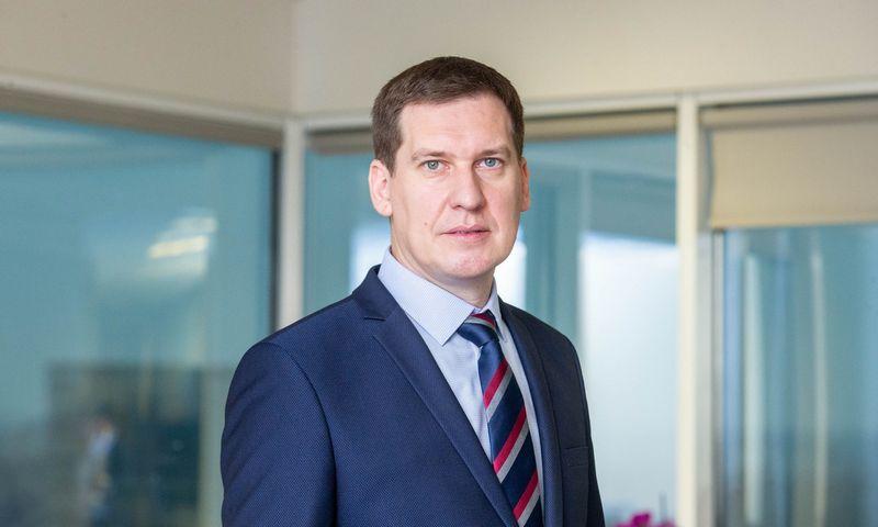 """Raimondas Reginis, """"Ober-Haus"""" rinkos tyrimų vadovas Baltijos šalims. Juditos Grigelytės (VŽ) nuotr."""