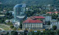 Vyriausybė atideda ministerijų miestelio projektą