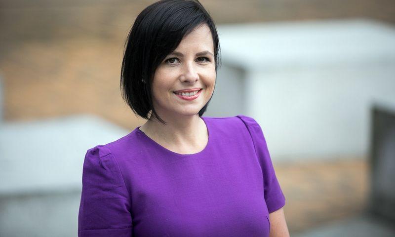 """Modesta Gusarovienė, SĮ """"Susisiekimo paslaugos"""" direktorė: """"Duomenų atvėrimas ir naudojimas turi realios įtakos kokybiškiems ir efektyviems sprendimams priimti organizuojant darnų judumą Vilniuje."""""""
